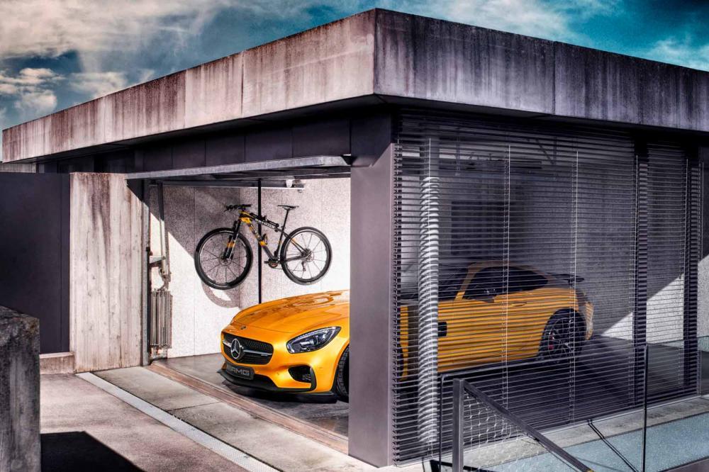 تولید یک دوچرخه سوپر اسپرت 33  میلیونی  توسط «مرسدس بنز»!