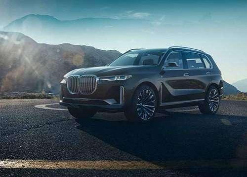 BMW شاسیبلندی دیگری را قصد دارد معرفی کند