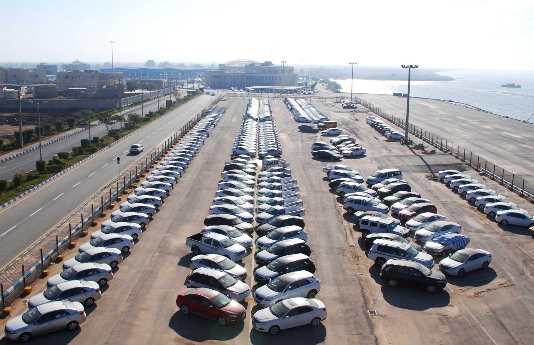 متوقف شدن 600 خودروی چینی در گمرک به دلیل نداشتن استاندارد