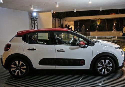 معرفی مشخصات فنی خودروی C3 محصول مشترک سایپا-سیتروئن