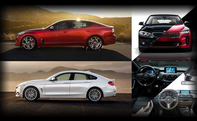 کدامیک برتر می باشد ؛ کیا استینگر GT یا بامو 440i گرن کوپه؟