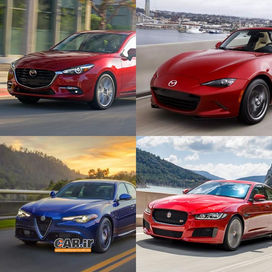 6 خودرویی که جایشان در بازار ایران خالیست:ا