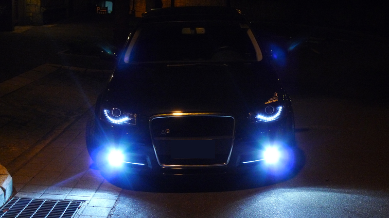 چرا نصب چراغ زنون بر روی خودروهای داخلی مشکل دارد؟