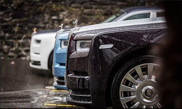ورود قصر متحرک به نمایشگاه خودروی دیترویت +عکس