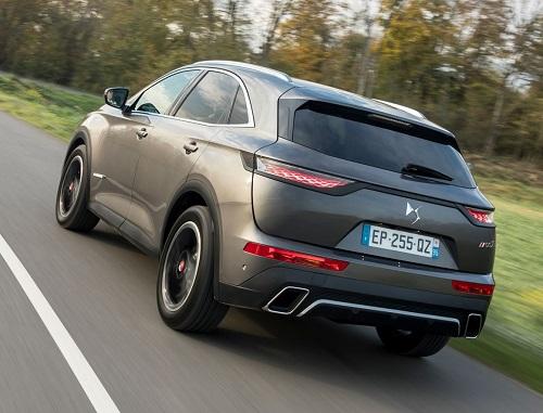 لوکس ترین خودروی فرانسوی در ایران؛ DS 7 کراسبک 2018