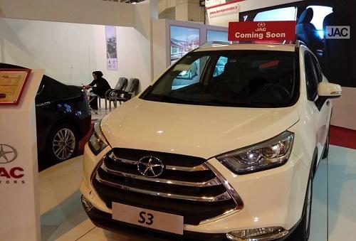 اعلام قیمت جدید جک S3 اتوماتیک از سوی کرمان موتور