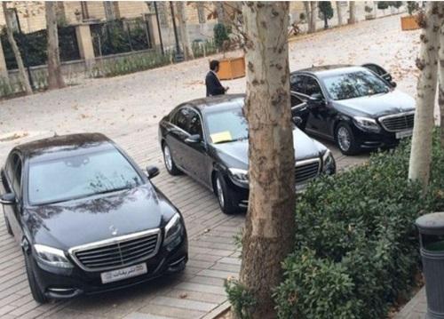 ورود چند دستگاه بنز S400 به ناوگان تشریفات وزارت خارجه