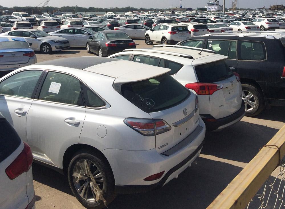 واردات خودروهای مدل ۲۰۱۶ متوقف میشود