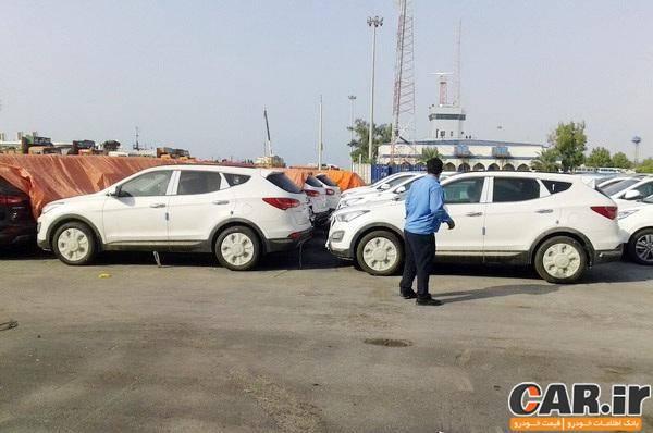 ضوابط جدید واردات خودرو را گمرک ایران ابلاغ کرد