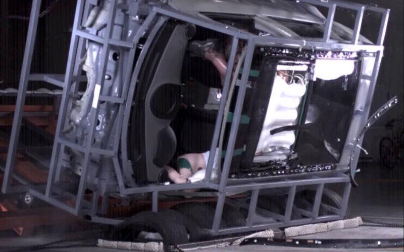 هیوندایی اولین سازنده ایربگ سقف های پانورامیک +عکس