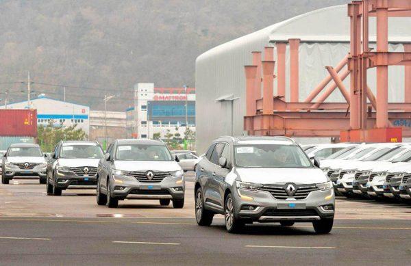 9 ماهه ابتدایی سال 96 ؛ رنو بزرگترین واردکننده خودرو