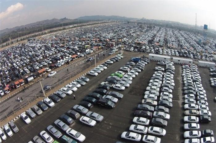 تفاوت قیمت خودروهای تازهوارد مدل 97  نسبت به 96  در بازار تهران