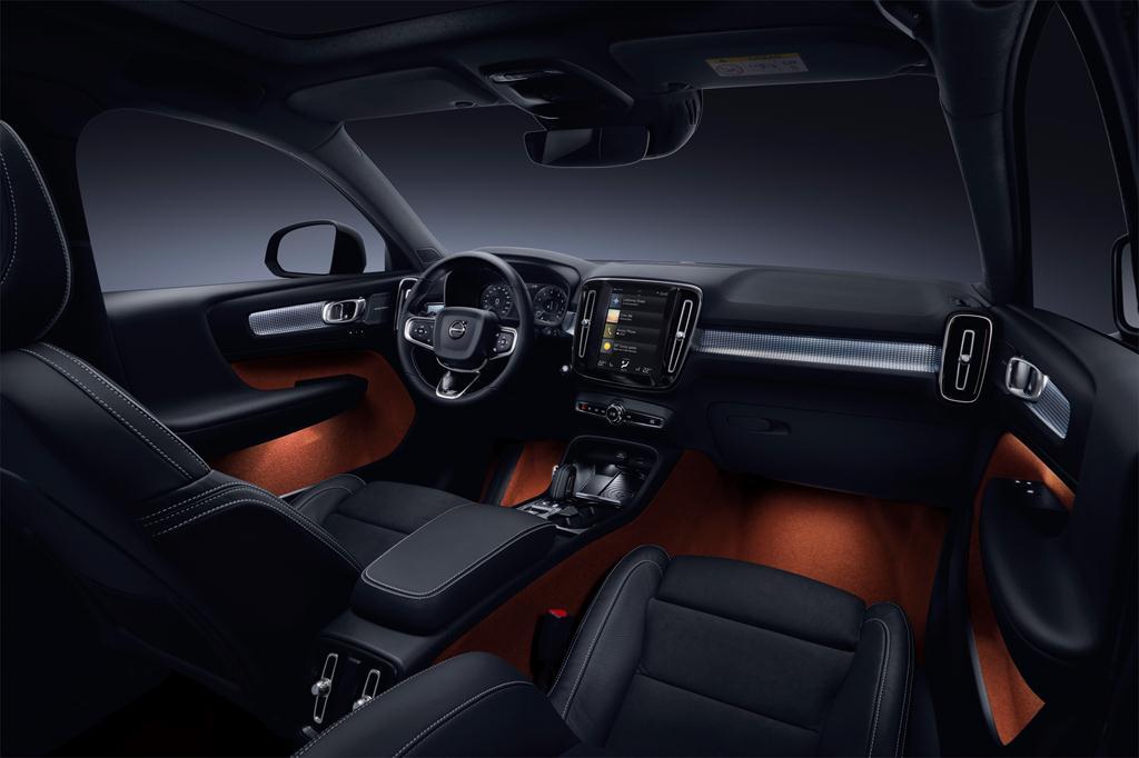 ولوو XC40 جدید به دنبال شکست رقبای آلمانی به بازار می آید