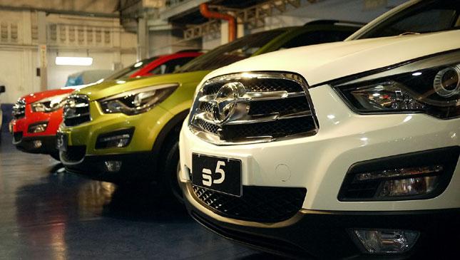 اعلام قیمت قطعی هایما S5 توربو از سوی ایرانخودرو