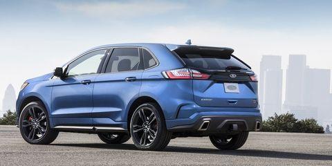 معرفی فورد اج ST مدل 2019