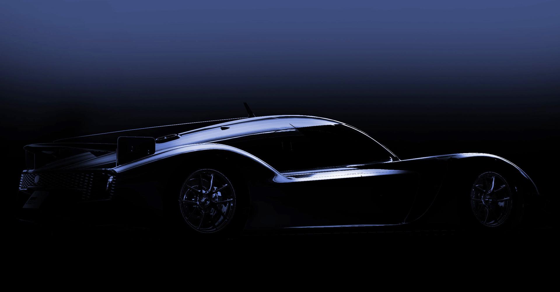 رونمایی تویوتا از یک خودروی اسپرت جدید + تصاویر