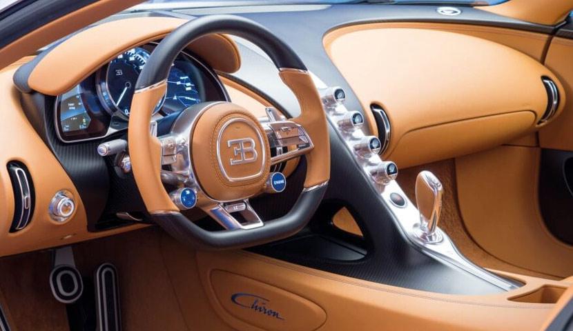 معرفی بهترین فضای داخلی خودروها در سال 2017 +عکس