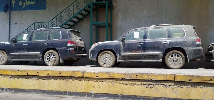 سرانجام خودروهای متوقف شده در گمرک مشخص شد
