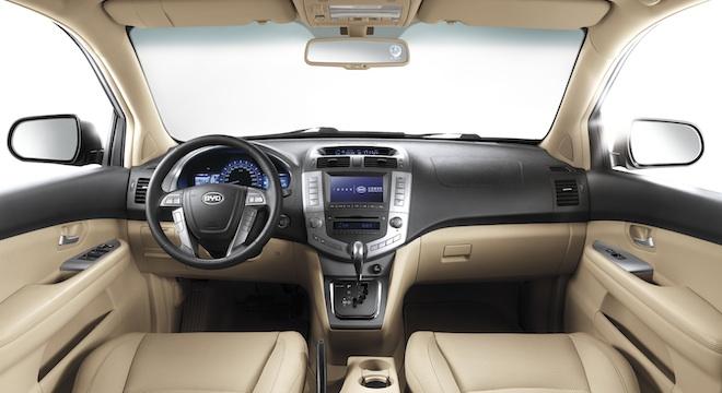 اعلام قیمت جدید خودروی BYD S6 - بهمن 96