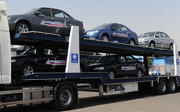 مقصد خودروهای ایرانی صادراتی کدام کشورها هستند؟