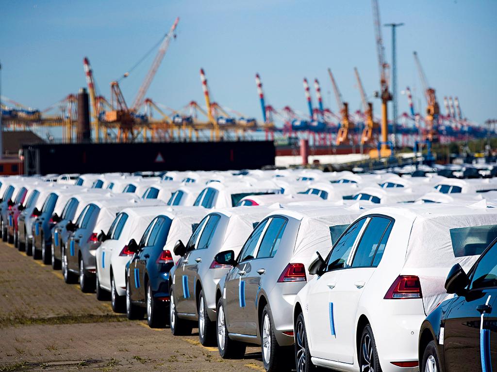 بزرگترین صادرکنندگان خودرو در دنیا کدام کشورها می باشند ؟