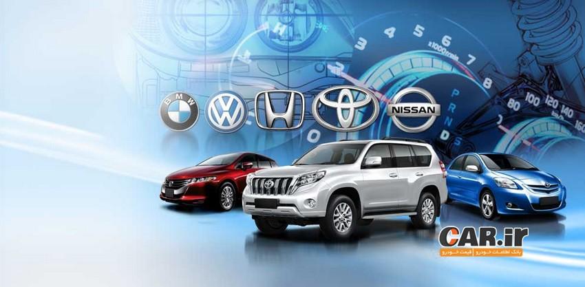 قیمتگذاری دولتی مشمول خودروهای وارداتی نمیشود