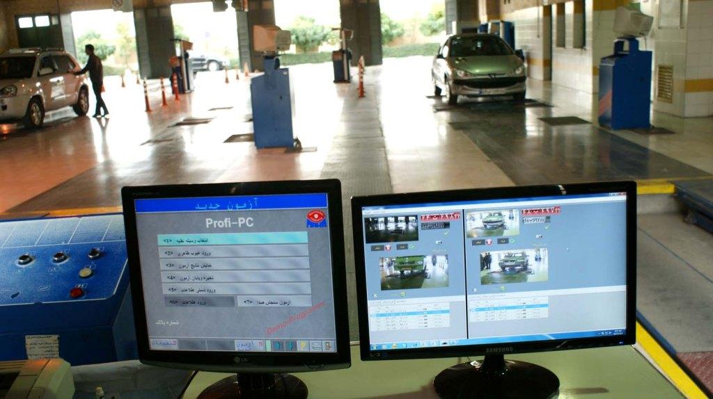 سه جریمه برای ورود خودروهای فاقد معاینه فنی به محدوده طرح ترافیک