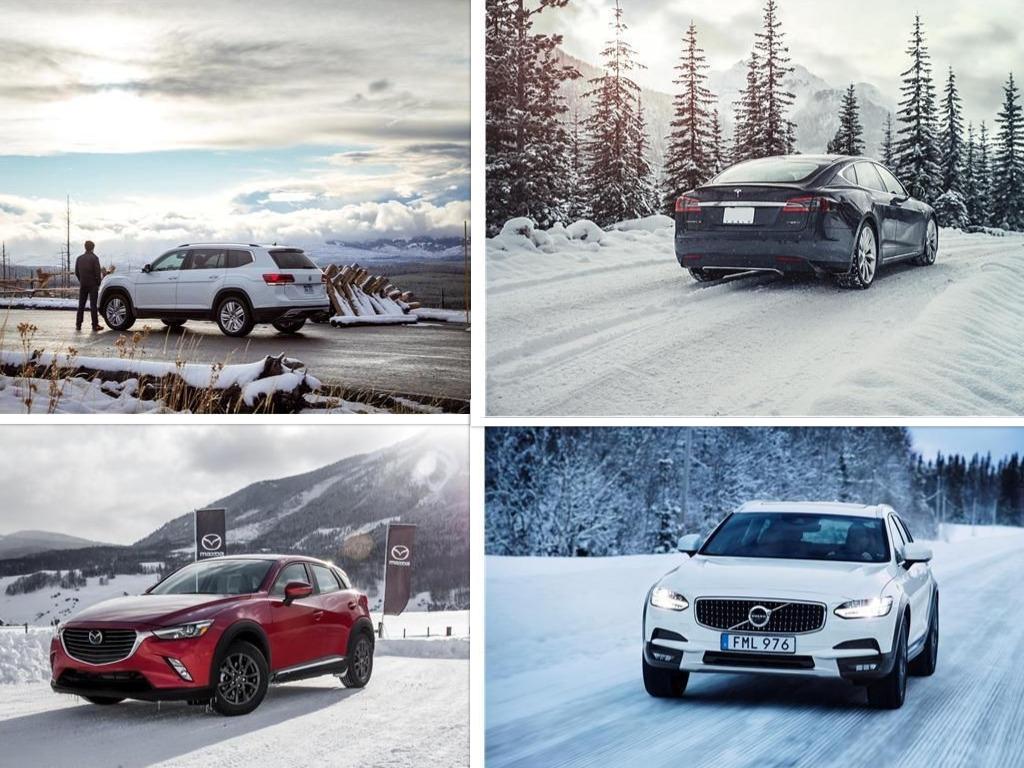 معرفی بهترین خودروهای زمستانی و مناسب برای برف در سال 2018 +عکس