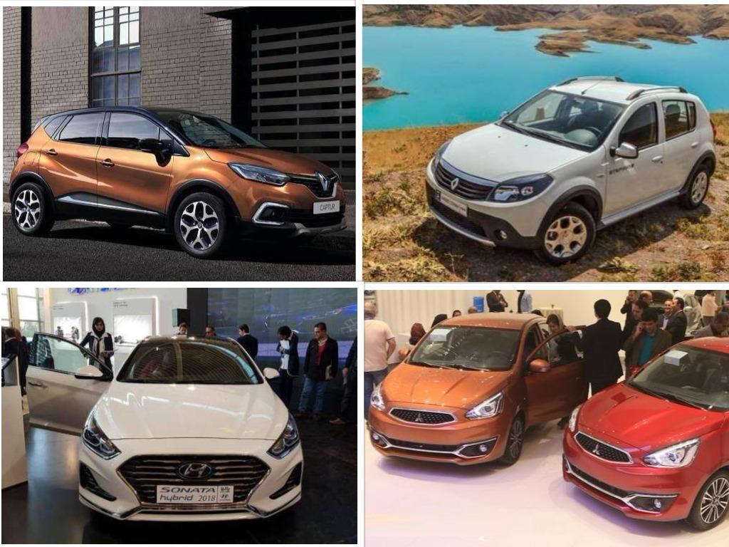 آشنایی با 5 اتومبیل کممصرف در بازار ایران