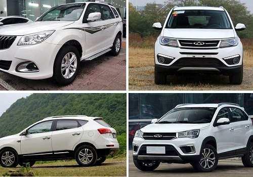 معرفی 10 خودروی برتر شاسیبلند زیر 100 میلیون از نگاه مشتریان