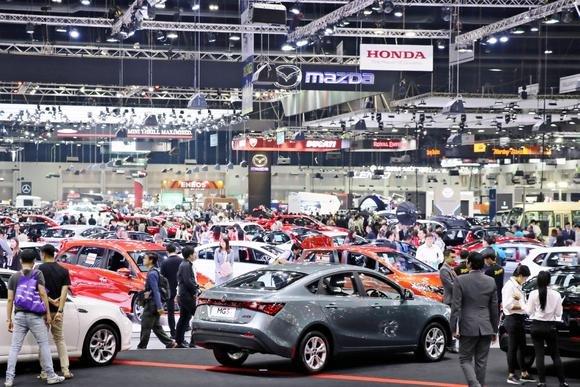 رونق بازار خودرو در جنوب شرق آسیا افزایش یافت