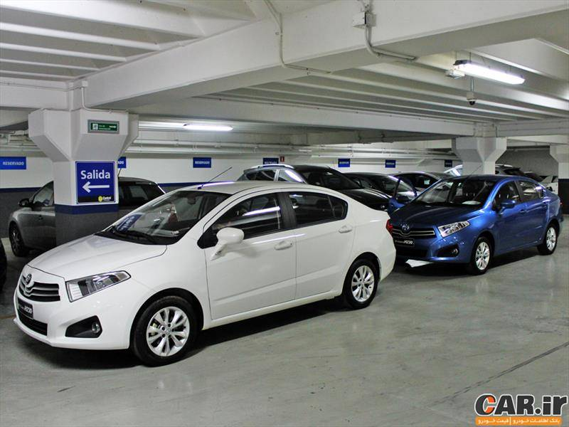 قیمت خودروهای داخلی در بازار افزایش یافت + جدول