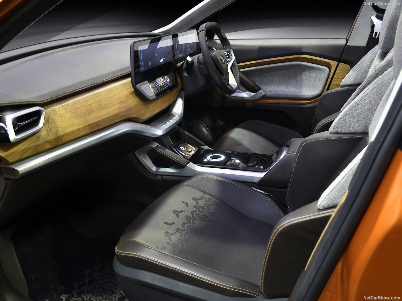 رونمایی ازTata H5X Concept  مدل 2018
