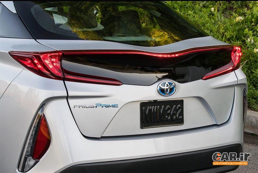 آشنایی با پرفروشترین خودروی هیبریدی دنیا ، تویوتا پریوس
