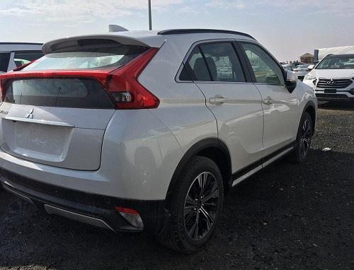 جدیدترین خودروی میتسوبیشی به ایران رسید