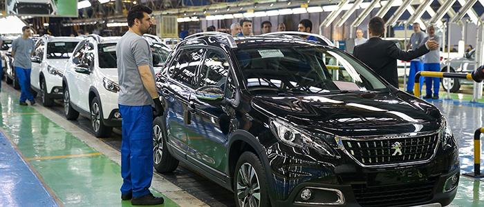 فروش جهانی خودروهایی که پس از برجام به ایران آمدند