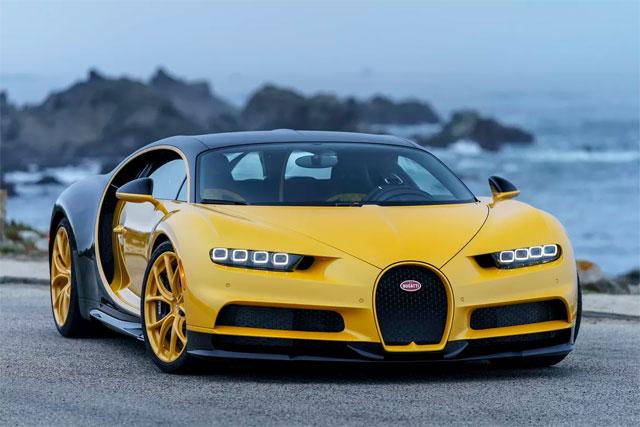 آشنایی با 10 خودروی سریع جهان