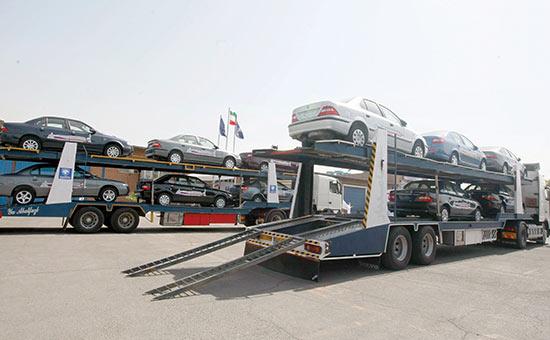 صادارت محصولات جدید ایران خودرو در بازار عراق