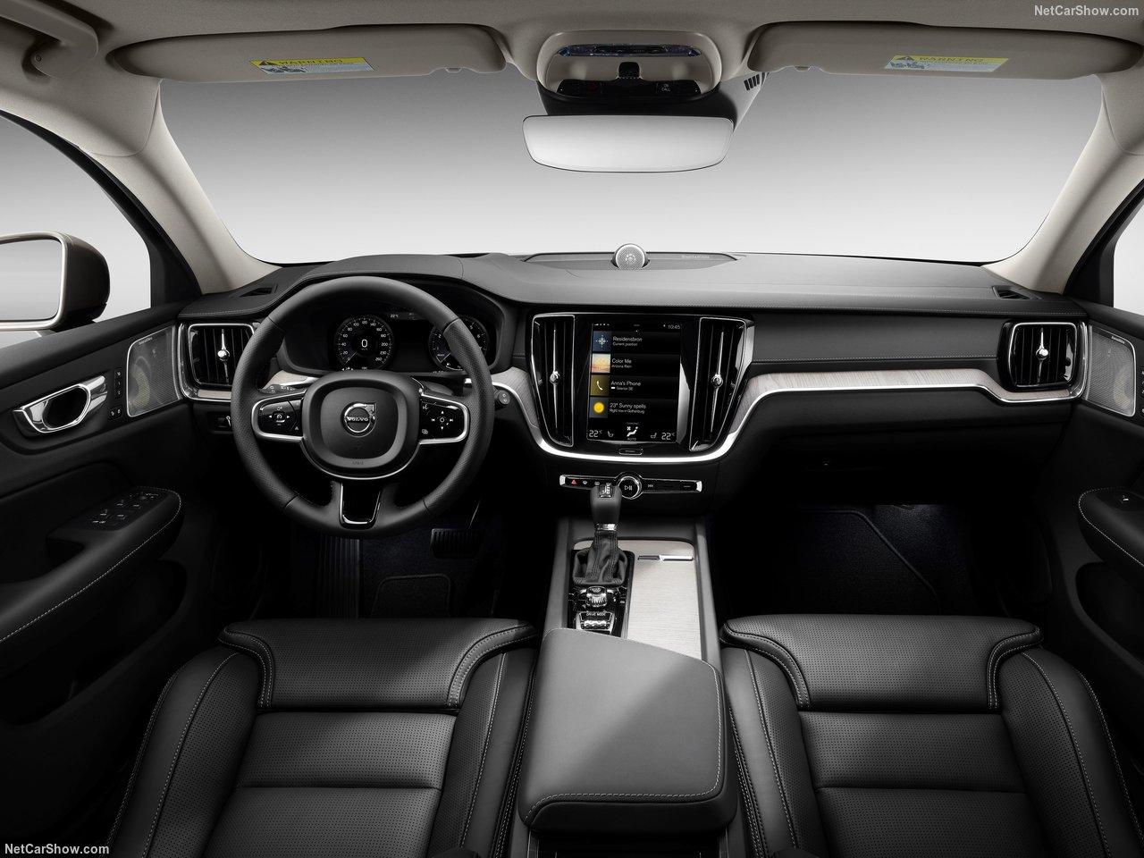 معرفی خودروی جدید ولوو V60