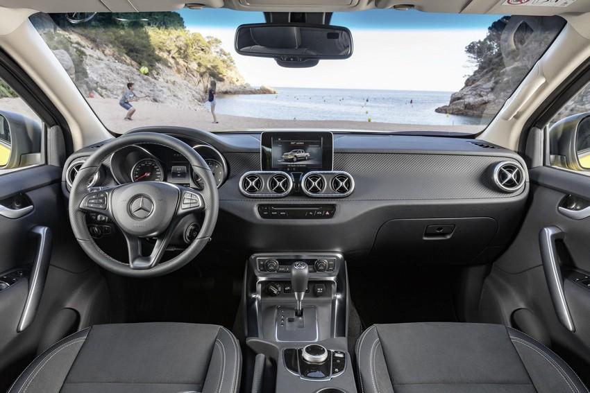 معرفی مرسدس بنز X350d مدل 2018