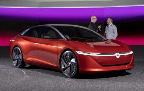 تولید ۲۰ مدل خودروی برقی در فولکس واگن