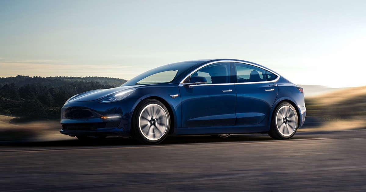 پرفروشترین خودروی برقی در آمریکا معرفی شد