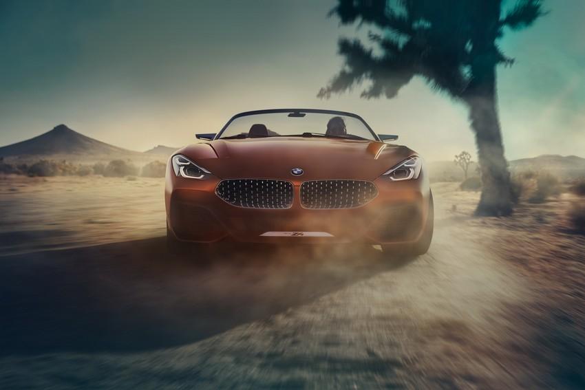 معرفی بامو مدل Z4 جدید به زودی - تصاویر
