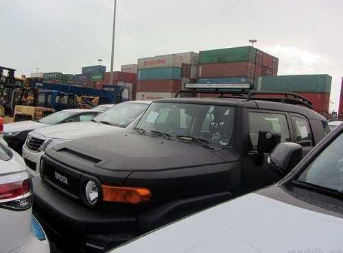 ورود خودروهای در گمرک مانده به بازار از اردیبهشت 97