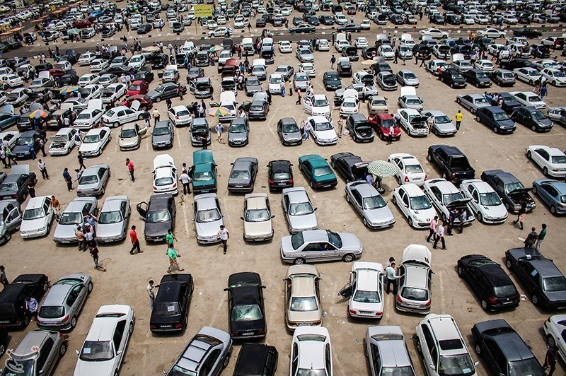 پیش بینی وضعیت بازار خودرو در سال 97