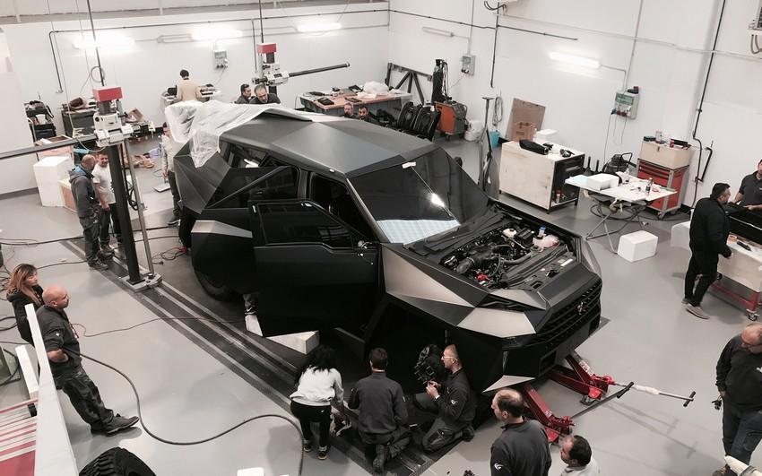 گرانترین SUV (شاسی بلند)  جهان یک خودروی چینی است!