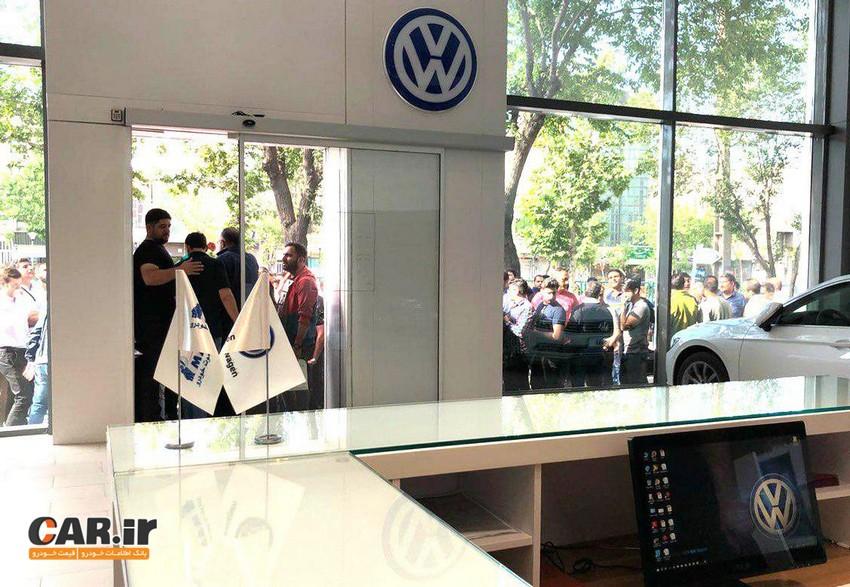 نقدی بر سیاست های شرکت ماموت خودرو در فروش محصولات فولکس واگن
