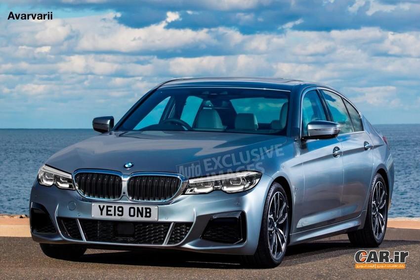 با BMW سری 3 2019 آشنا شوید