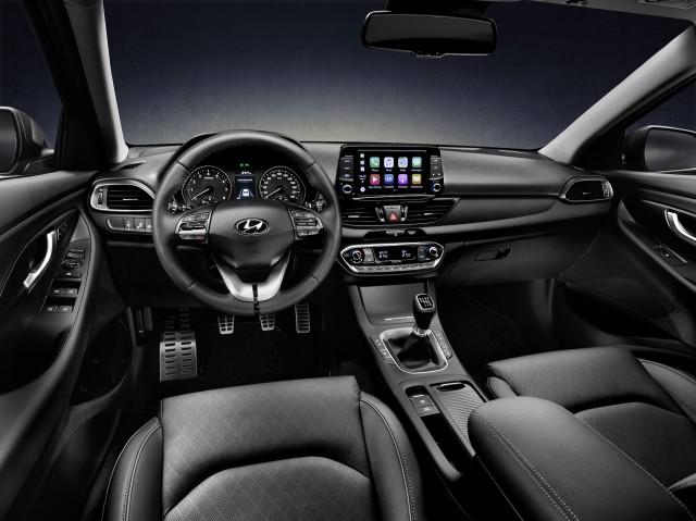 آشنایی بیشتر با هیوندای i30 مدل 2018