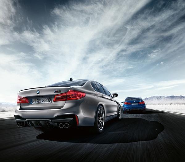معرفی بی ام و M5 Competiton مدل 2019